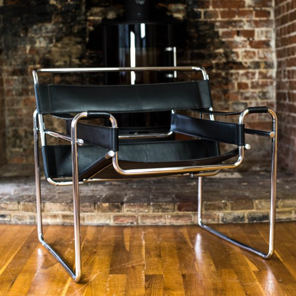 Wassily ChairWassily Chair after design by Marcel Breuer 100
