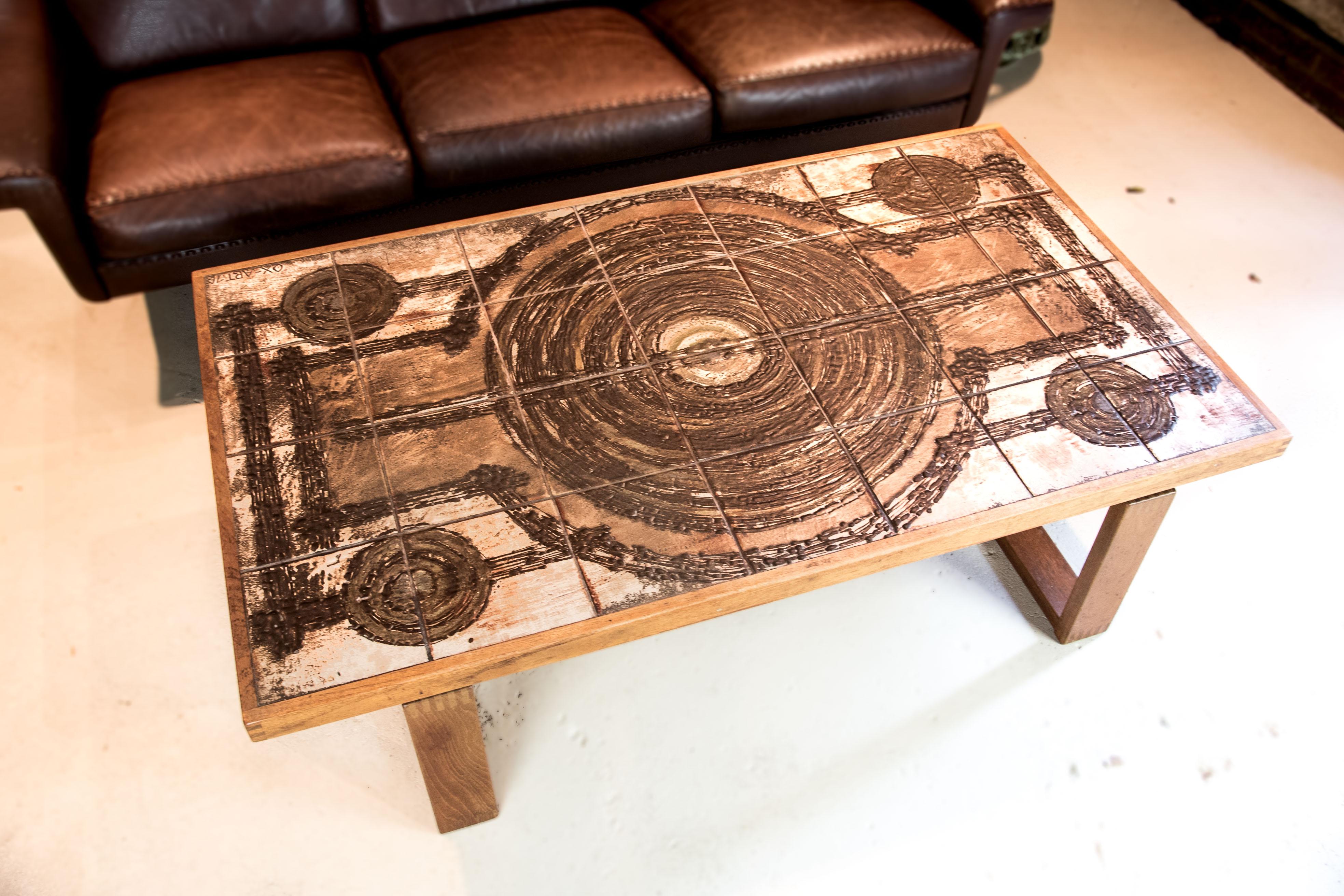 Danish Coffee Table 6