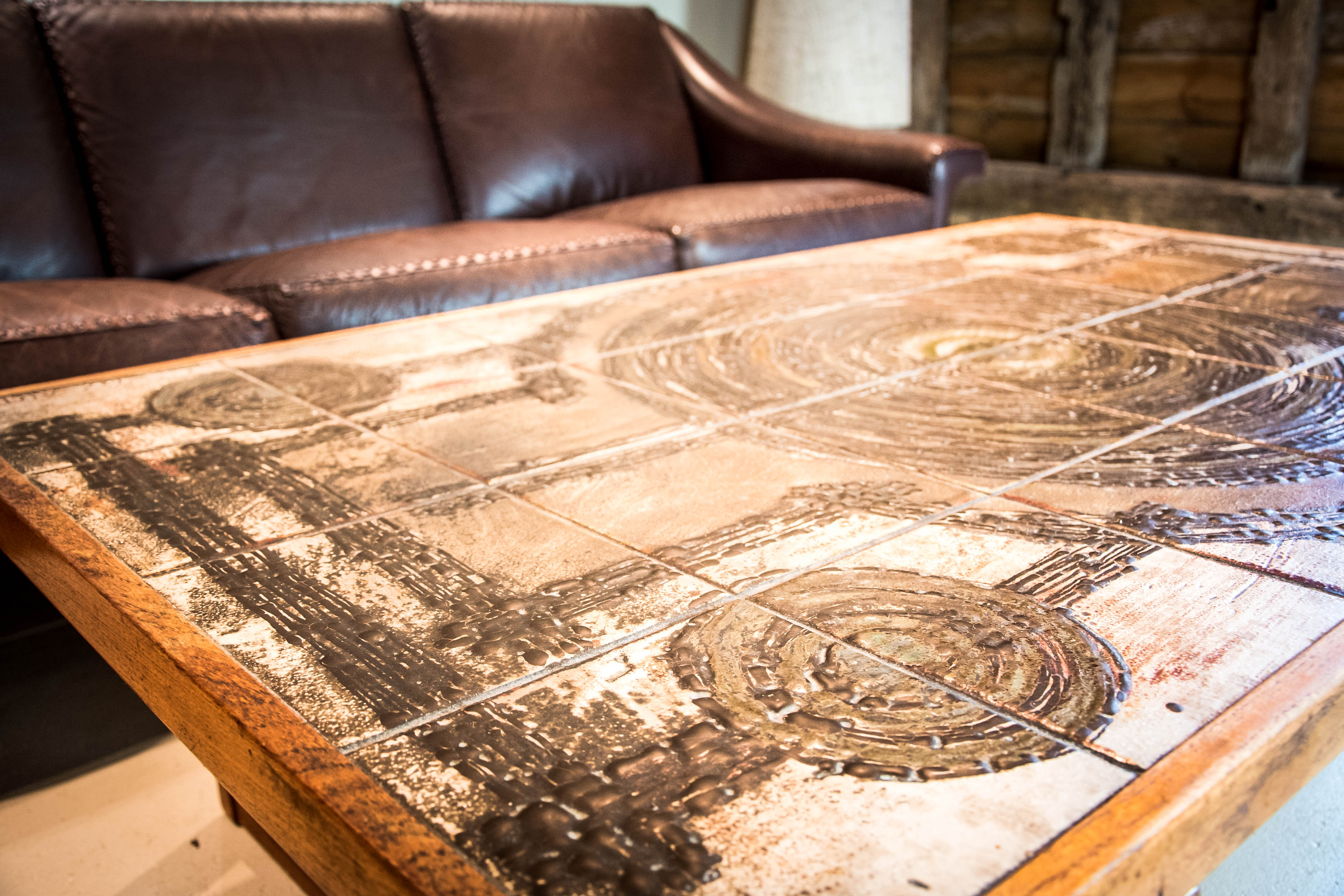 Ox-Art Coffee Table