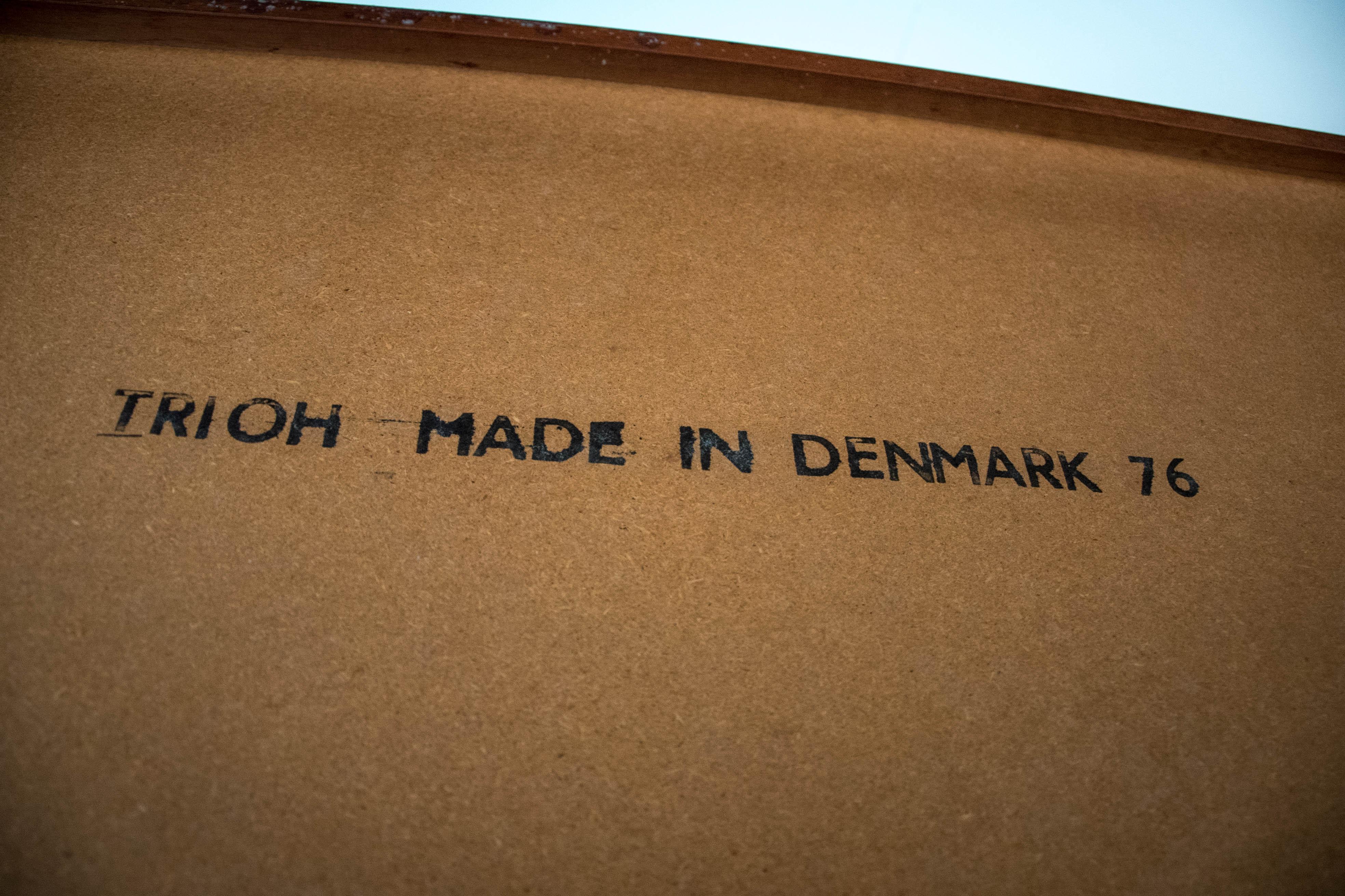 Danish Coffee Table 2