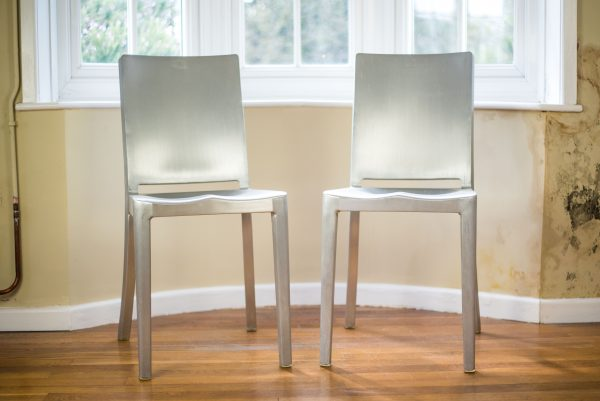 Philippe Starck chairs - Hudson Cafe by Emeco