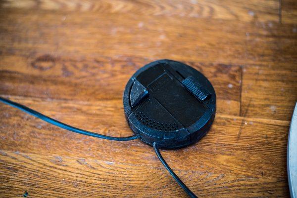 Glo - ball floor lamp Jasper Morrison Flos 4