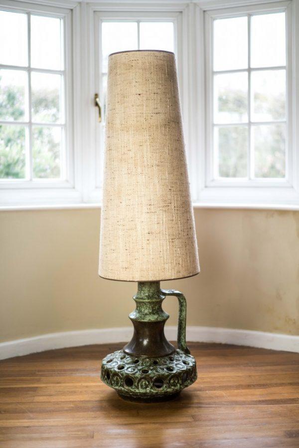 Stein Keramik 'Fat Lava' Floor Lamp 2