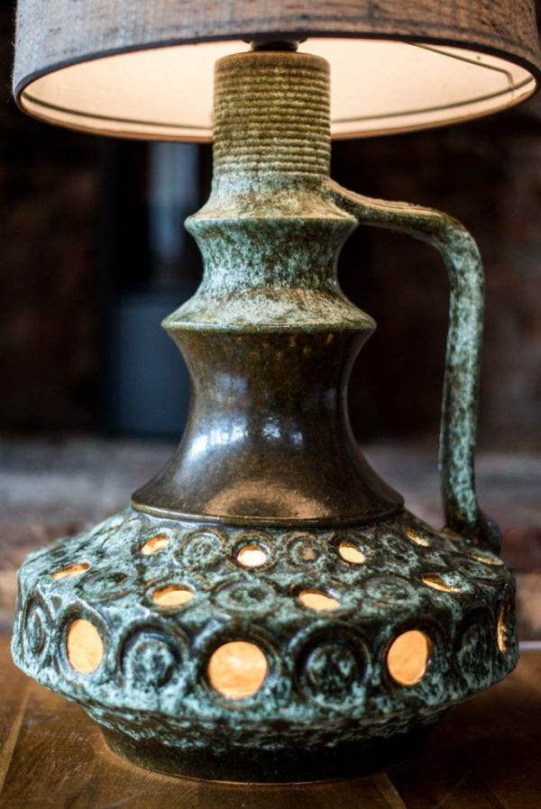 Stein Keramik 'Fat Lava' Floor Lamp 3