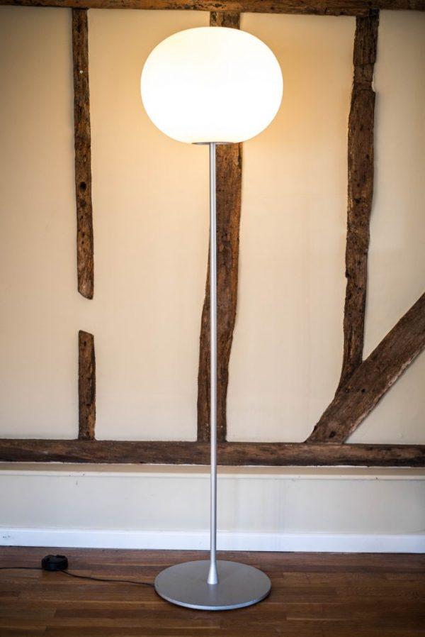 Glo - ball floor lamp Jasper Morrison Flos 1