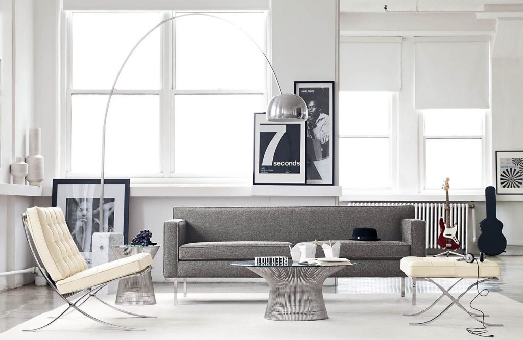 Arco lamp from FLOS lighting