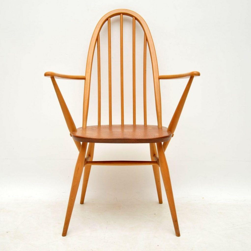 Windsor chair by ercol furniture