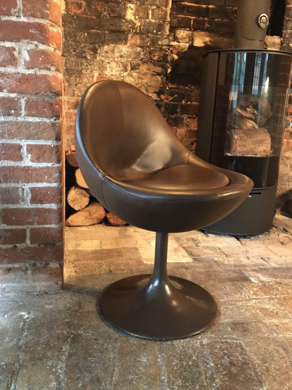 60s Scandanavian Furniture: Börje Johanson Venus Dining Chair